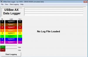 usbee data logger